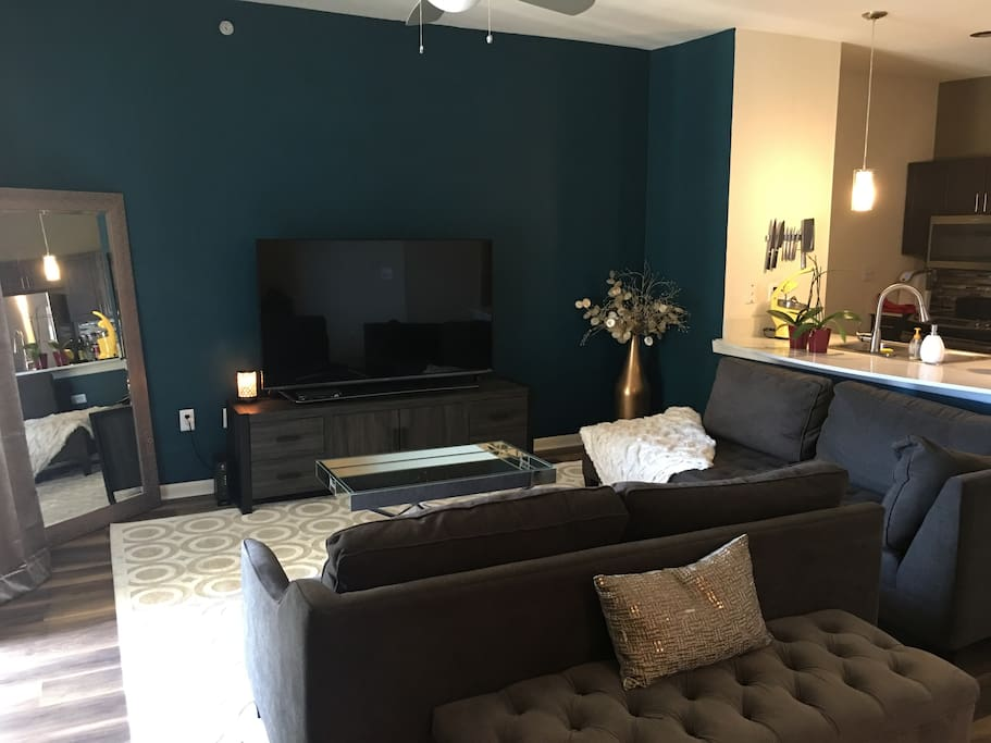 Luxurious 2 Bedroom At The Domain 1100sqft Apartments For Rent In Austin T