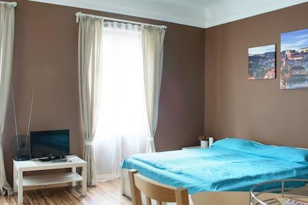 Sokolovska apartments