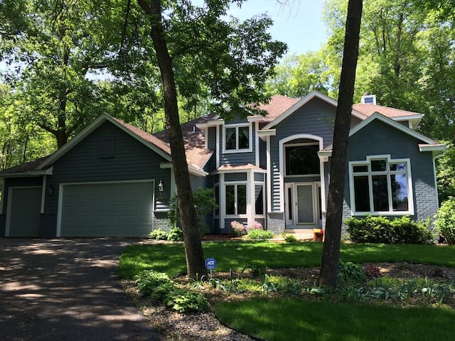 Spacious home for Ryder Cup - Chanhassen - Hus