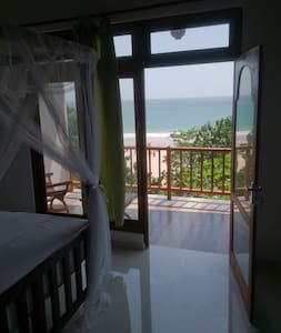 Deluxe Double room with Sea view - Matara