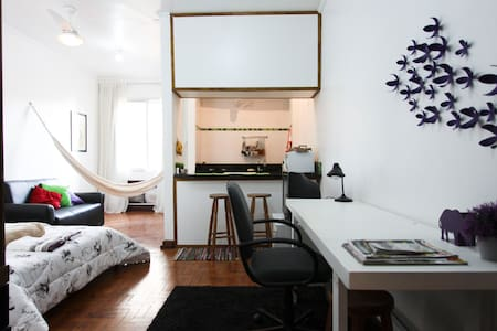 Cozy place in Sao Paulo best corner - São Paulo - Apartmen