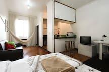 Cozy place in Sao Paulo best corner
