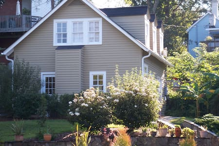 Charming Private In Town Cottage - Aiken - House