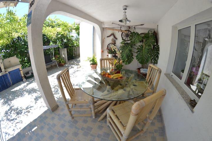 Villa Ester appartment in Lopar Rab