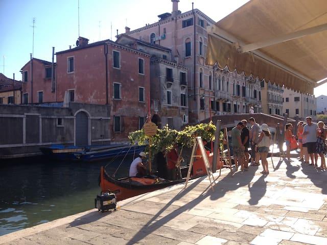 Flat with private garden  - Venice - Apartmen
