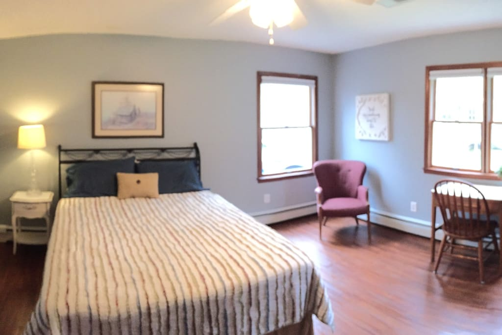 Spacious private bedroom located on 2nd floor