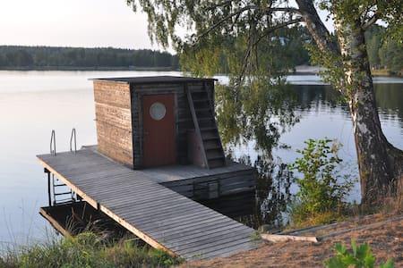 Houseboat in Borsöknasjön - Eskilstuna