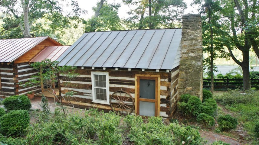 The Madison, an enchanting cabin ! - Charlottesville - Cabin