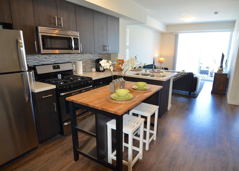 Panoramic View Modern One Bedroom Apartments For Rent In Los Angeles Calif
