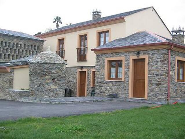 Apartamentos Rurales el Cipres Apt. 3p - Castropol - Leilighet