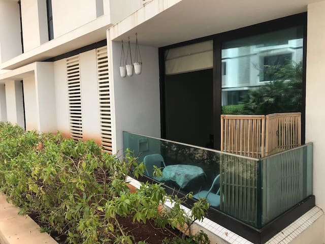 luxueux appartement neuf AnfaPlace Shopping center