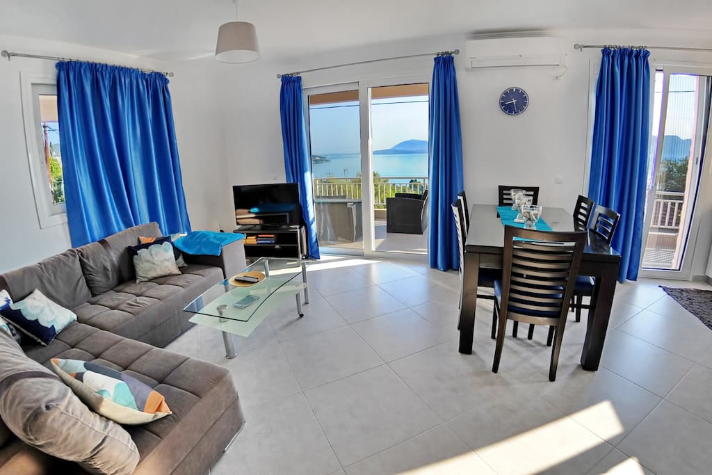 Apartment Chloe With Lovely Sea View Flats For Rent In