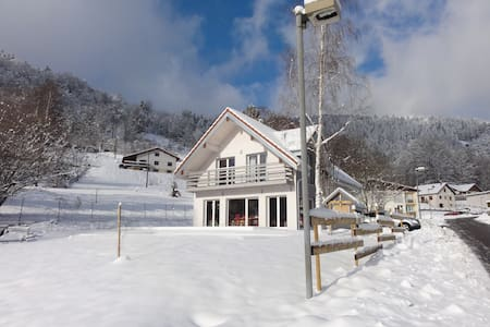 FROM 25/02 TO 05/03 Chalet New-WIFI-Close Stat.SKI - Le Menil - Chalet