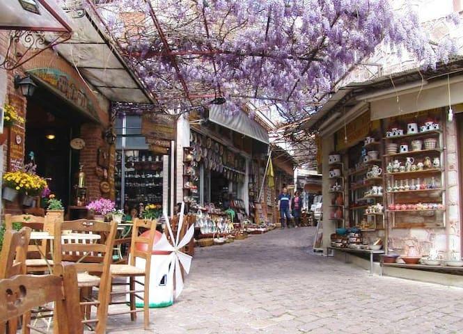 Live like a local!!! - Αγιάσος Λέσβου