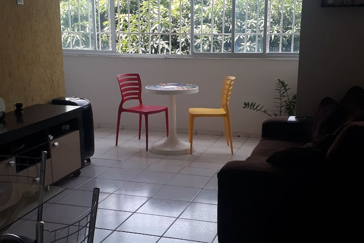 Apartamento na Marechal Castelo Branco