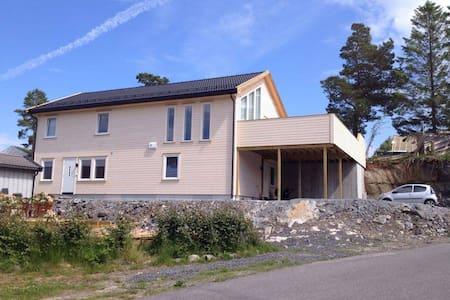 Helt ny leilighet med to soverom - Grimstad