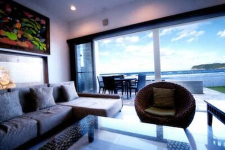 Luxuary House by Beach! Max5 ppl! +home wifi #DS1