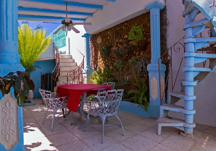 2 - Chavela's House in the historical center