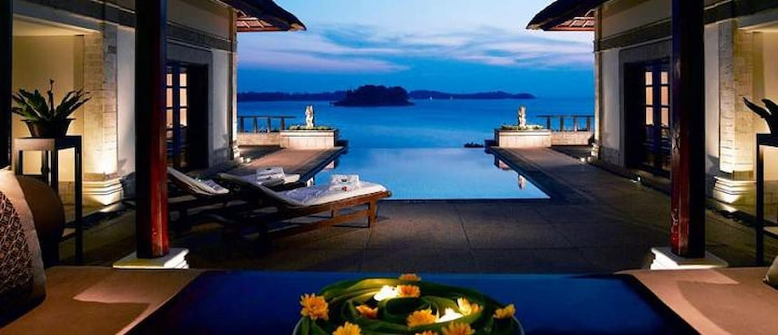 Banyan Tree - Two Bedrm Pool Villa - Bintan Island, Indonesia - Villa