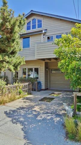 Spacious Family Home-Hot Tub  - Santa Cruz - House