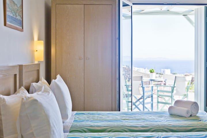 Sea View Maisonette - Ελιά - Appartement