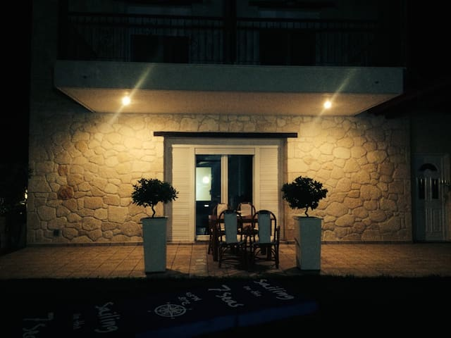 Villa Surrounded by Pine Forest with Sea View - Kriopigi - Villa