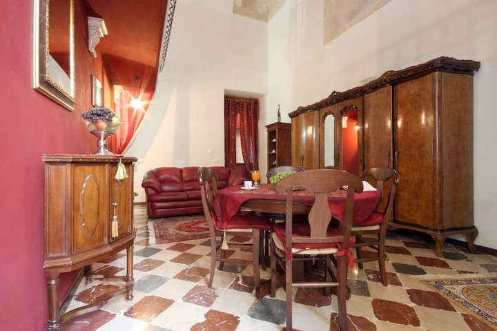 Suite in Antique Convent near sea