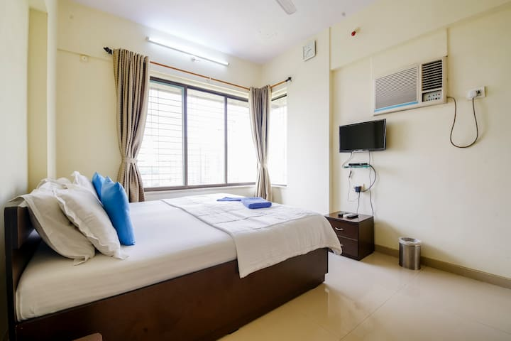 Corporate stay at Chandivali in a AC room+Wifi