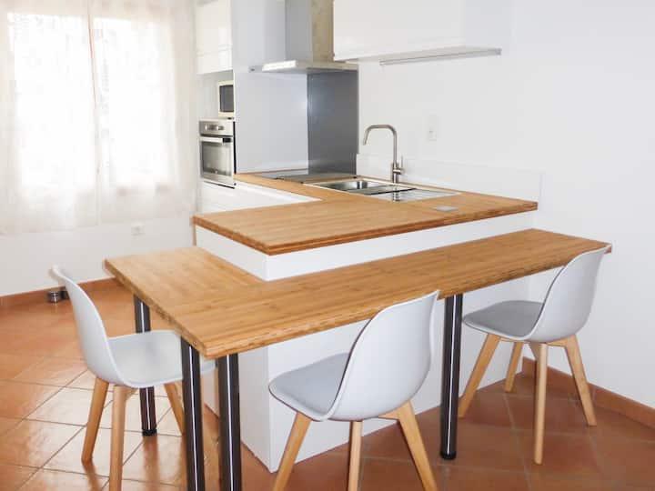 Superbe Appartement T2 30m2 avec Jardin