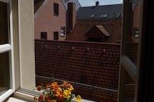 Helles Zimmer in der Altstadt