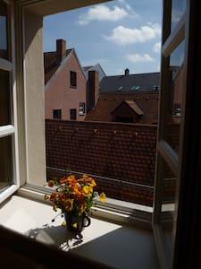 Helles Zimmer in der romantischen Altstadt