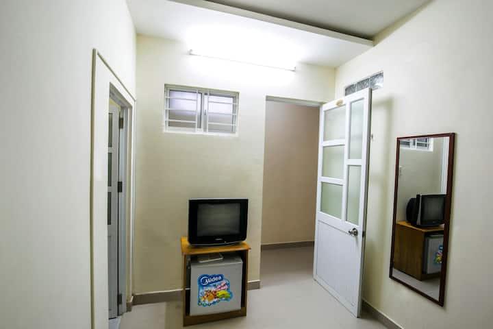 NhaTrang, Seamoon Guest Home, 202 Ст. дву. кровать