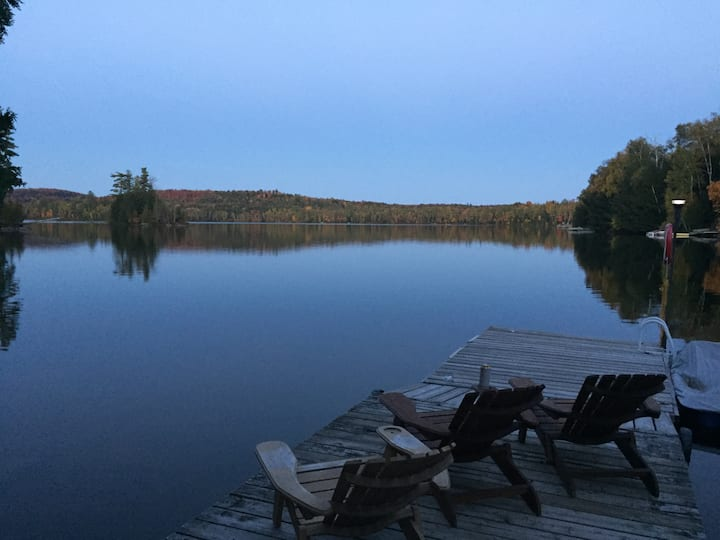 Family Cottage Retreat on Loon Lake