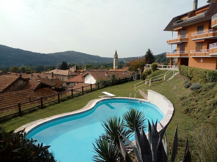 Appartamento La Fontana - Lago Maggiore