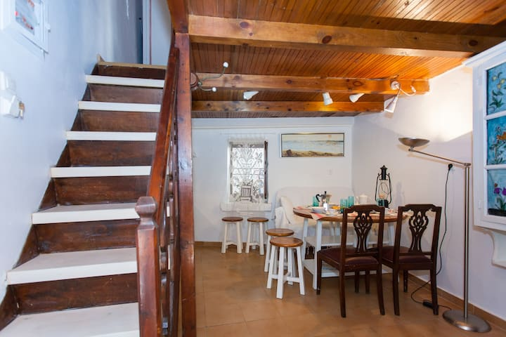 Traditional Home heart of old Town - Chania - Huis
