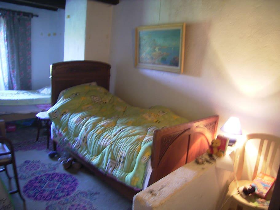 Het bed van Assepoester