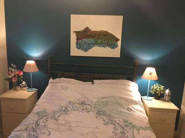 Double room in friendly Gosforth Home - Newcastle upon Tyne - House