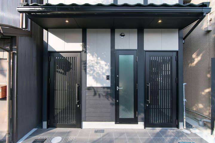 KyotoNew House@Toji,train sta.6min's walk[FamilyB] - Minami-ku, Kyōto-shi - Departamento