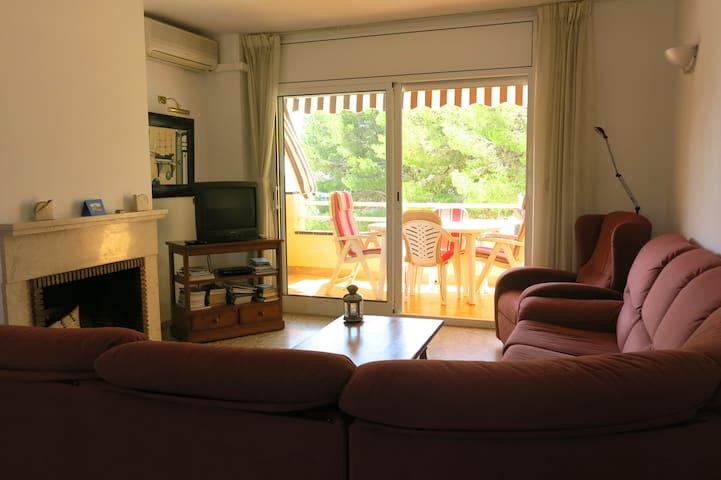 Cozy apartment ideal for families - L'Hospitalet de l'Infant