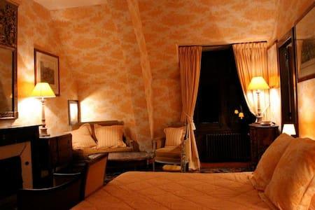 Chambre Jaune  - Parigné-le-Pôlin