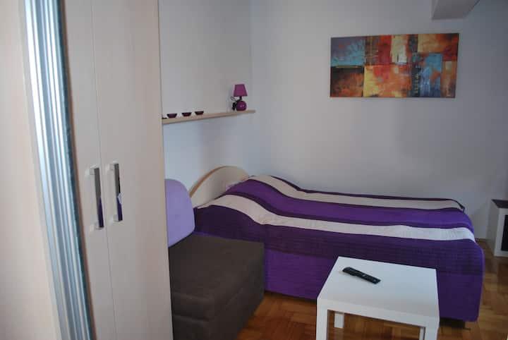 Studio apartman Petra