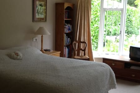 Double room, close to town centre - House