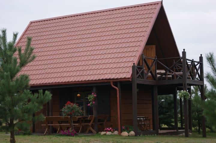 Small & Cosy Cottage in Trakai