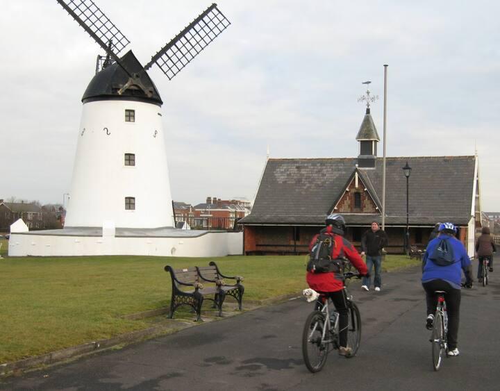 1/2 Way Point Lytham Windmill