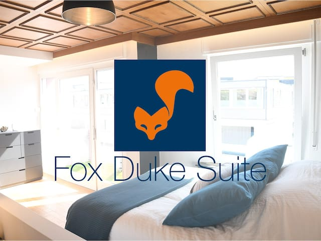 Fox Duke Suite - Young Fox - Duplex + Roof Top