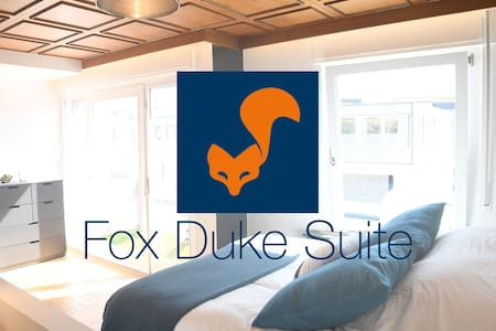 Fox Duke Suite - Baby Fox - Suite Balcony