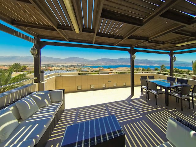Triplex Mishmesh - Eilat - Apartemen