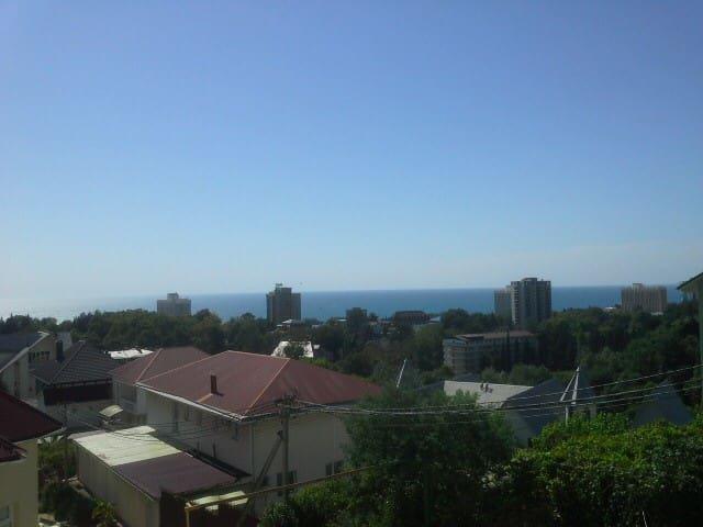 The Caucasus, the Black sea, Sochi - Adler - Bed & Breakfast