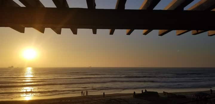Rosarito Beach House - BEACHFRONT HOME