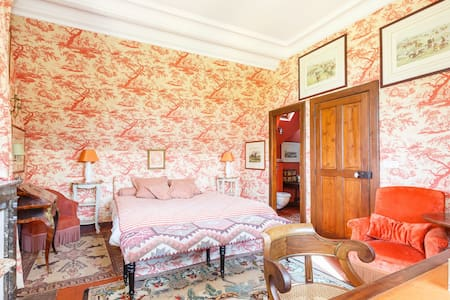 Chambre Orange - Parigné-le-Pôlin - Hrad